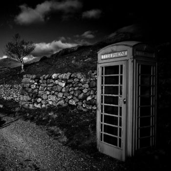 Old Phone Box by Phil-Norton