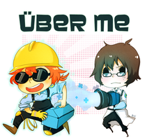 Uber me BRO by Wasil