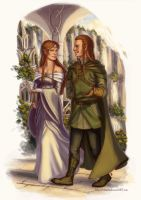 Back in Rivendell by Alassa