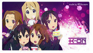 K-On Signature by MiAmoure