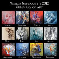 Summary of art by JessicaSansiquet