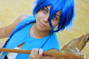 Cosplay: Aladdin by Abletodoall