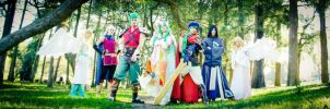 Fire Emblem Team by Kelly-violet