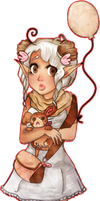 Gaia: A Pandaa by CannWaters