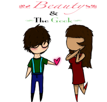 Beauty and the Geek by HitMeWithBrokenLeave