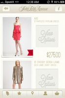 Saks Fifth app redesign by jcwhatcounts20