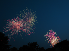 Firework Image 0530 by WDWParksGal-Stock