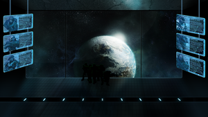 Halo : Reach Observation Deck by PhotoshopMiraj
