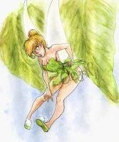 Tinkerbell by IreneMartini