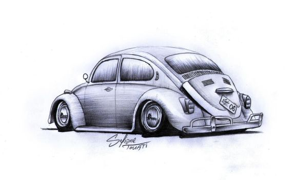 VW  Beetle by SofianeTOUATI