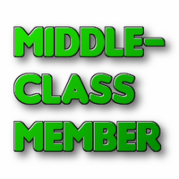 Middle-Class Member Game Pass Logo by TacoApple99