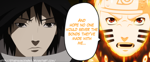 Naruto 617 Dont Want To Cut The Ties by IITheYahikoDarkII