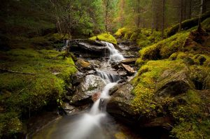 Little Stream by KennethSolfjeld