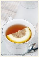 Lemon tea by shatinn