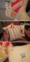 Custom Pillows by incogburo