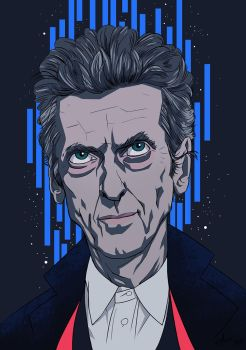 Doctor Capaldi by ArkadeBurt