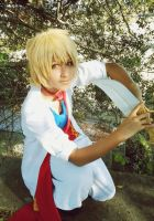MAGI The Labyrinth of Magic - Alibaba by rovenLST