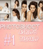 Photoshoot AshleyTisdale #1 by AmandaDeJb