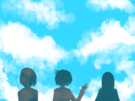 clouds by emoMaka