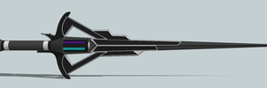 Multi Action Dust Blade: Verdicturn by Sabre-Allicia