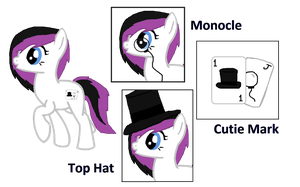 Custom Pony for - Chillyburst by iPandacakes