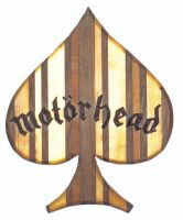 Motorhead plaque by ASTR0-Z0MBIE
