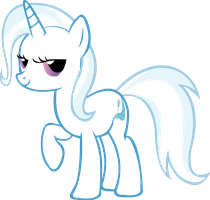 Trixie Line Vector by LottaPotatoSalad