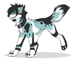 Custom Design | -Com.- | by BrokenBound