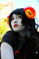 Aradia Megido by StrawberrySunflowers