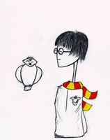 Harry Potter by DanteTheHope