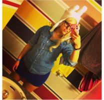 Hipster Fionna by MrsBehrudy