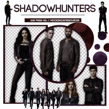 Pack Png: Shadowhunters (S2) #435 by MockingjayResources