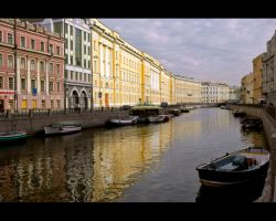 Saint-Petersburg by afrikka