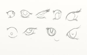 Eye ideas by gguitarart