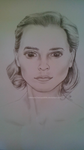 Emma Watson - Portrait Practice by UltimateCharizard006