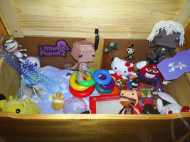 Child's Toy Box Level by StarfireEspo