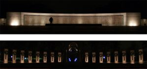 WWII Memorial by sunsetchaser