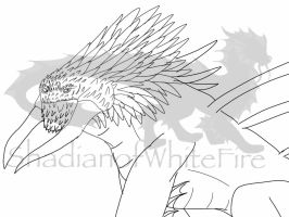 HTTYD 2-The Mighty Bewilderbeast sketch by ShardianofWhiteFire