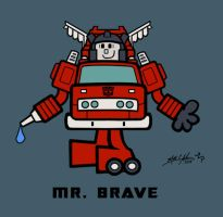 7. Mr. Brave by hiredhand