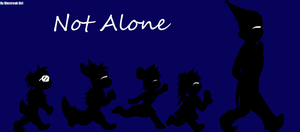 Not Alone Thumbnail by Blustreakgirl