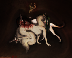 obedient to .brutality. by Maybah-Loton