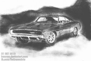Dodge Changer (1968) by BeCrew