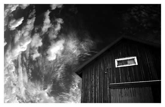 Barn in the sky by MrGerard