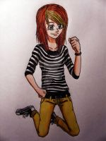 Hayley Williams by Koza-Kun
