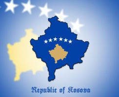 Republic of Kosova by ChR1sAlbo