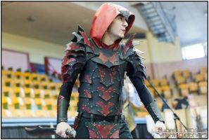 Armure Mordred by Damiane