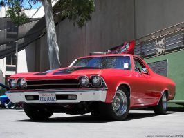 '69 El Camino by wbmj-photo
