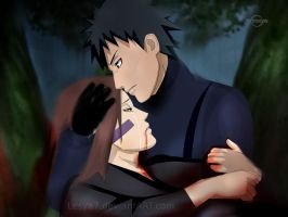 Obito and Rin: I'll get revenge for you! by Lesya7