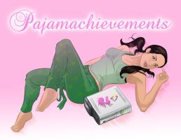 Pajamachievements Tina by TheRogueSPiDER