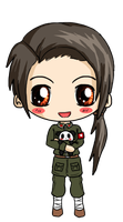 China Chibi by IcyPanther1
